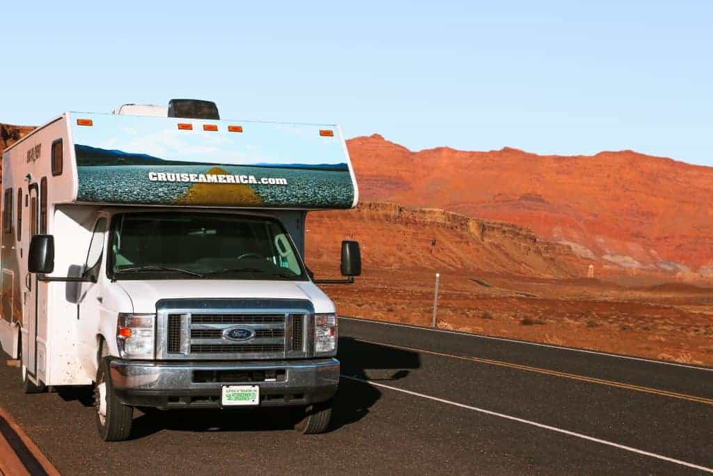 RV Rental how much to rent an RV