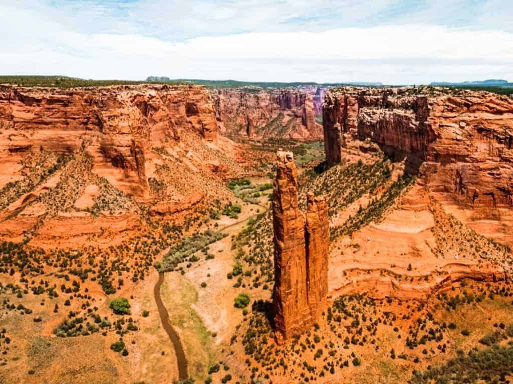 Canyon de Chelly Best Hiking in Arizona
