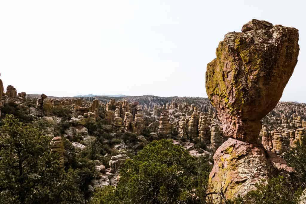 Echo Canyon Best Hiking in Arizona