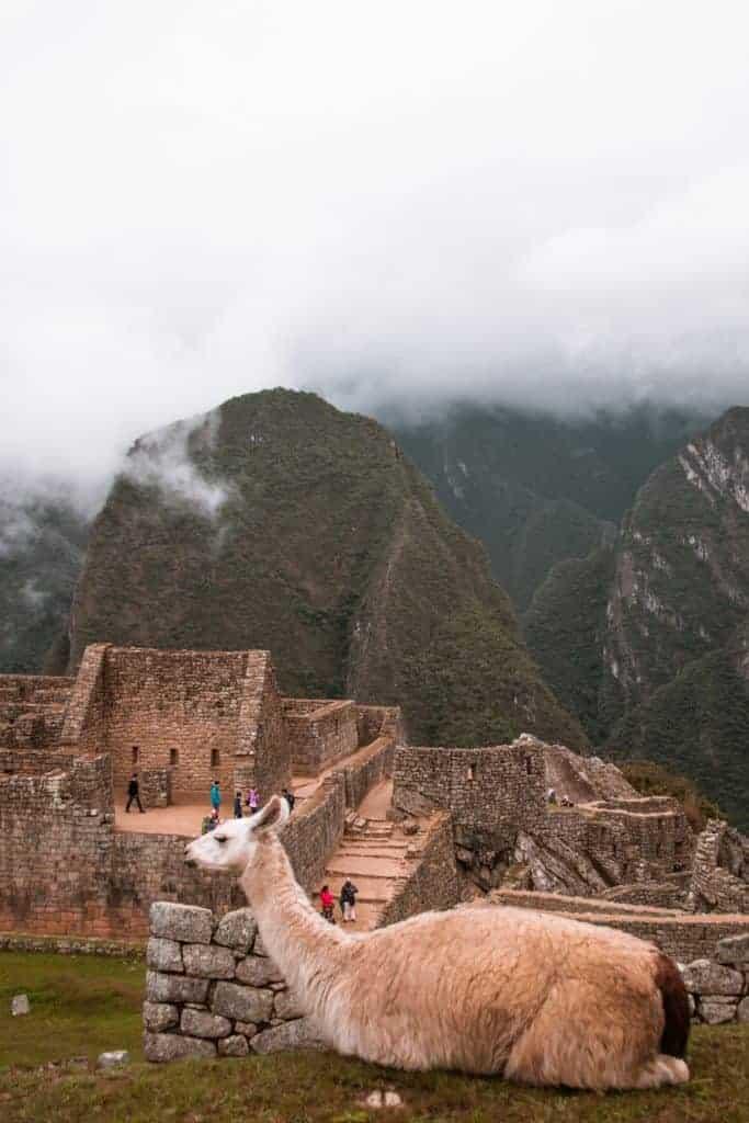 Backpacking in South America Peru Hikes