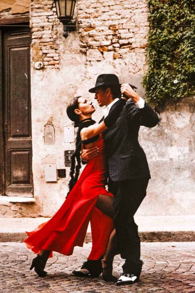 Backpacking South America Tango Buenos Aires