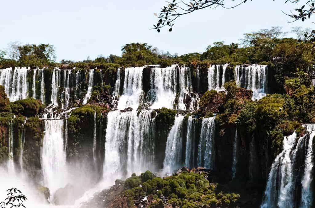Backpacking South America Iguaçu Falls