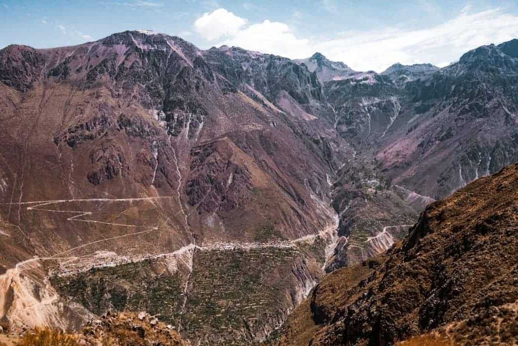 One fo the best Peru hikes