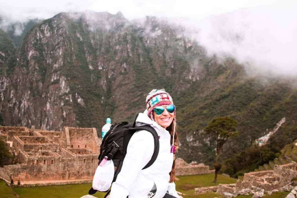 Rain hiking jackets are a must gear for hiking in Peru