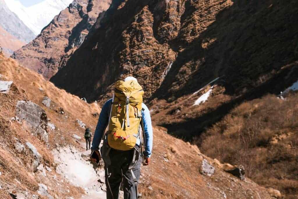 Backpaks dor hikers