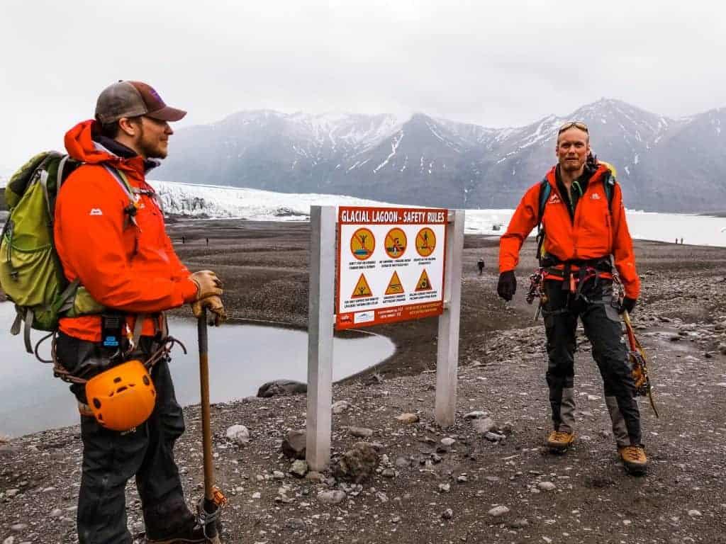 Best glacier hikes