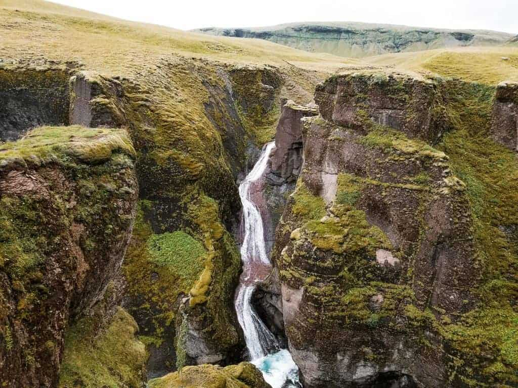 Canyon is an incredible and one of the top Iceland attractions