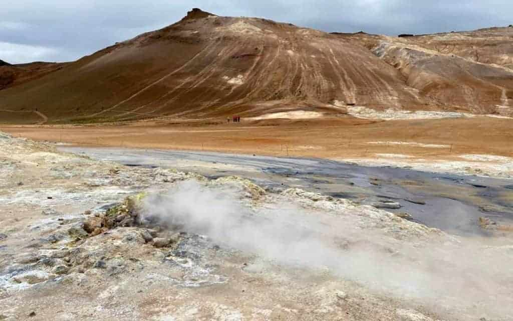 Myvatn area in Iceland is an incredible place to explore the landmarks of iceland