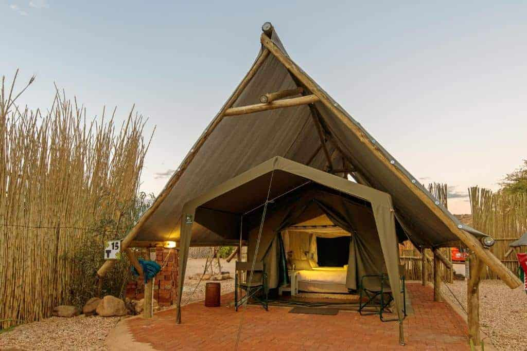 Namibia self-drive road trip