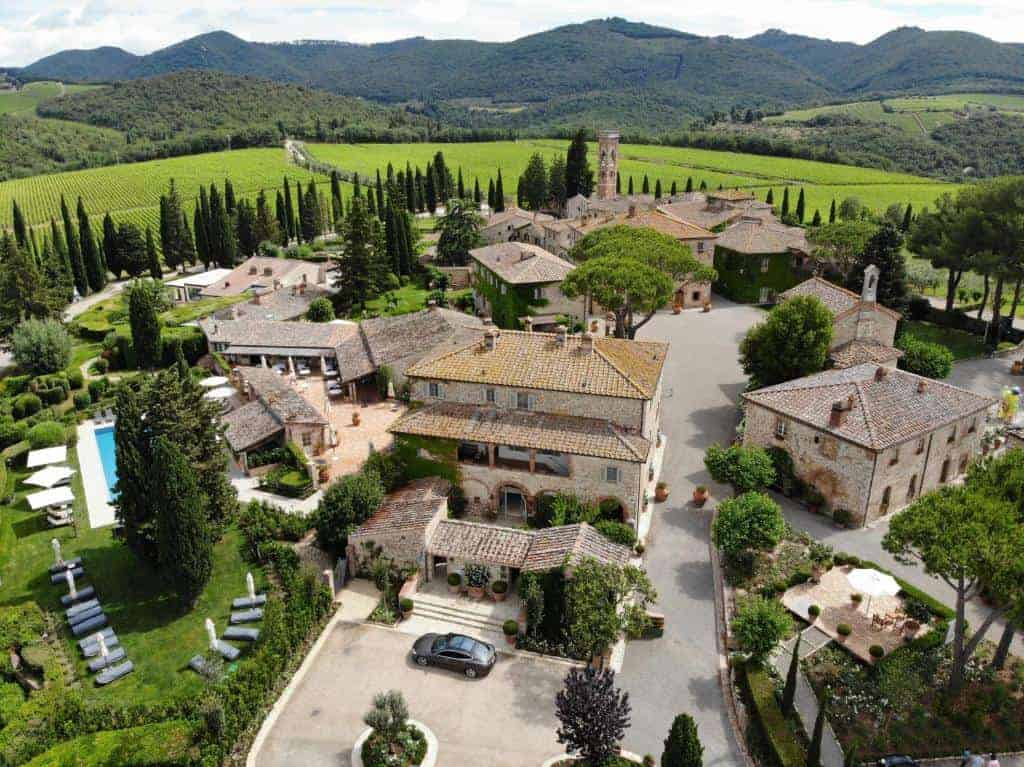 where to stay in Tuscany