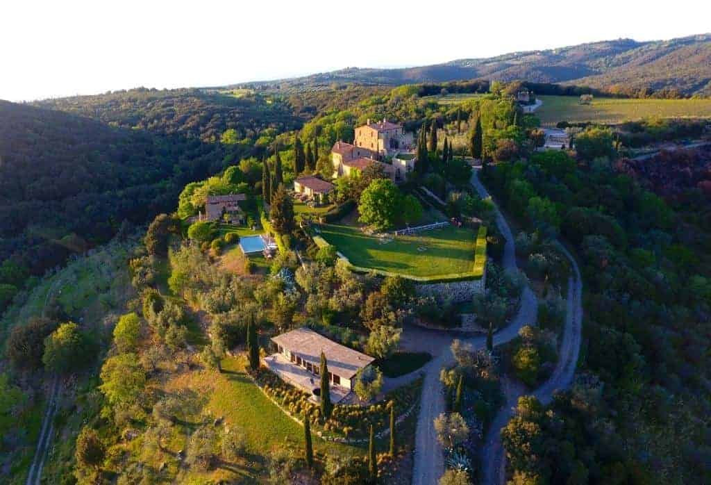 accommodations in Tuscany