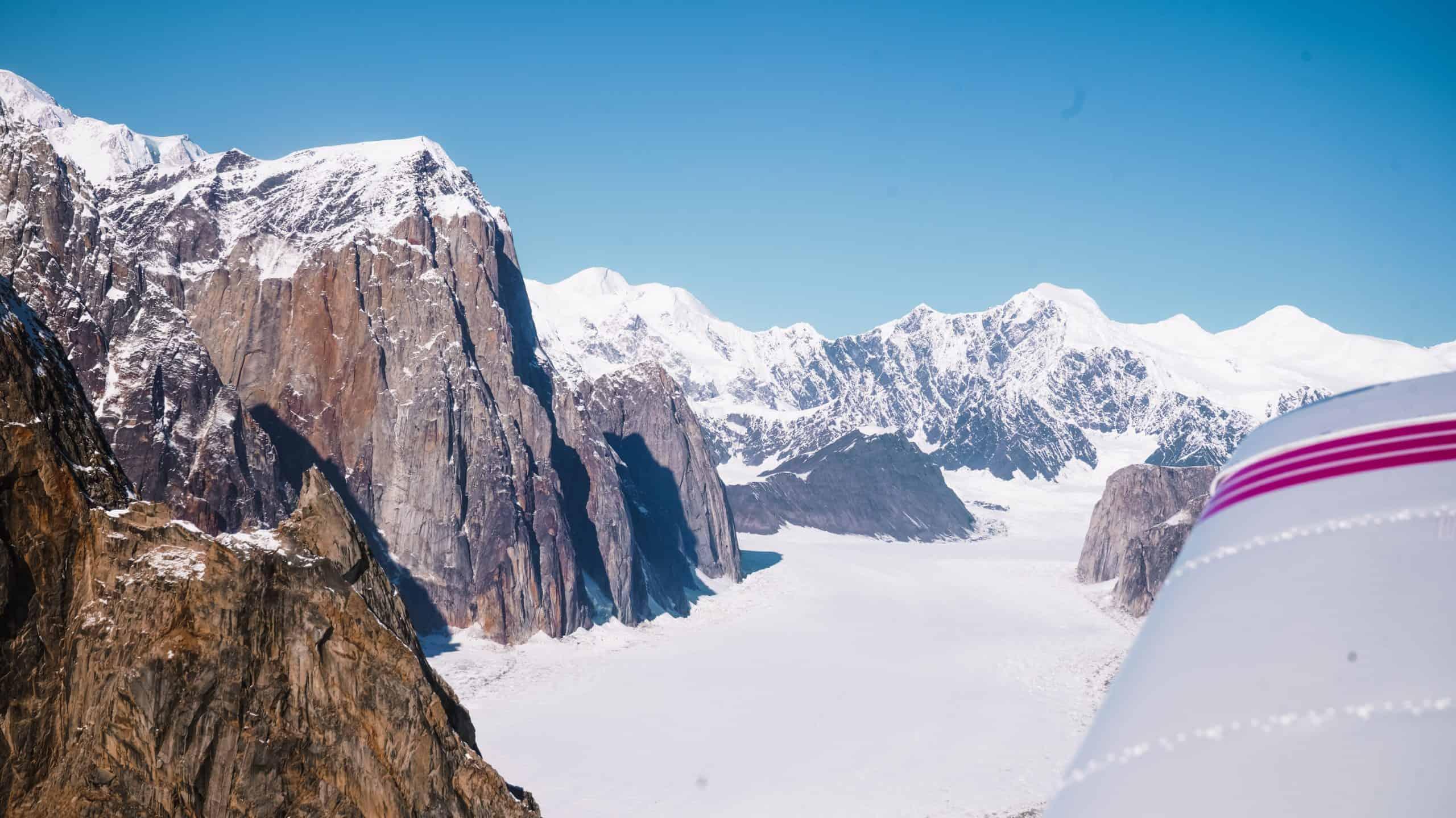 Alaska Itinerary