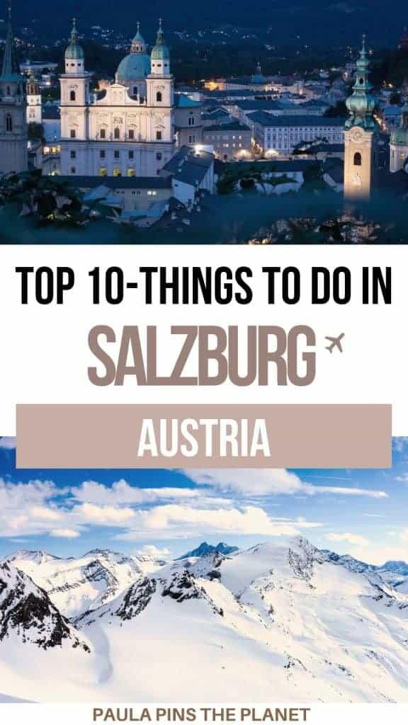 Winter in Salzburg